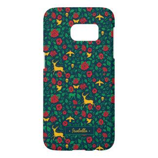 Frida Kahlo | Life Symbols Samsung Galaxy S7 Case