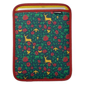 Frida Kahlo   Life Symbols Sleeve For iPads