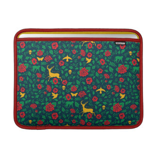 Frida Kahlo | Life Symbols Sleeve For MacBook Air