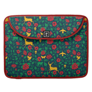 Frida Kahlo   Life Symbols Sleeves For MacBook Pro