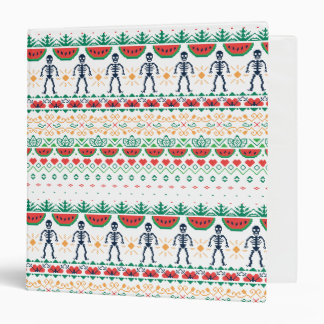 Frida Kahlo | Mexican Graphic 3 Ring Binders
