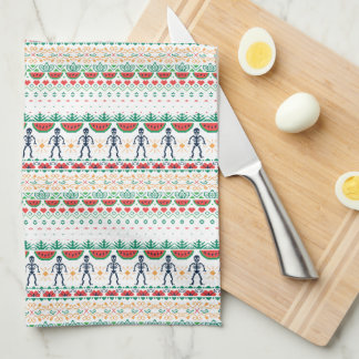 Frida Kahlo | Mexican Graphic Kitchen Towel