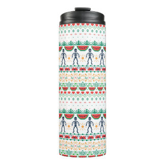Frida Kahlo | Mexican Graphic Thermal Tumbler