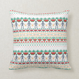 Frida Kahlo | Mexican Graphic Throw Pillow