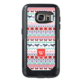 Frida Kahlo | Mexican Pattern OtterBox Samsung Galaxy S7 Case