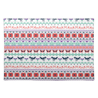 Frida Kahlo | Mexican Pattern Placemat