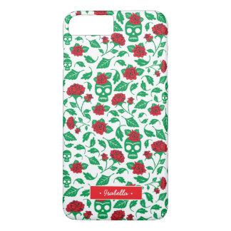Frida Kahlo   Skulls & Roses iPhone 8 Plus/7 Plus Case