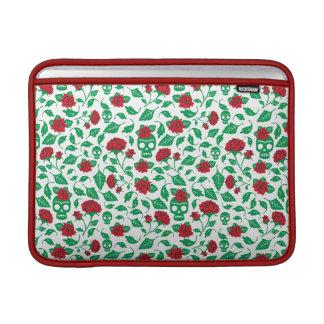 Frida Kahlo   Skulls & Roses MacBook Air Sleeves