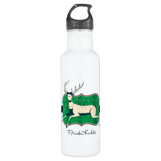Frida Kahlo | The Wounded Deer 710 Ml Water Bottle