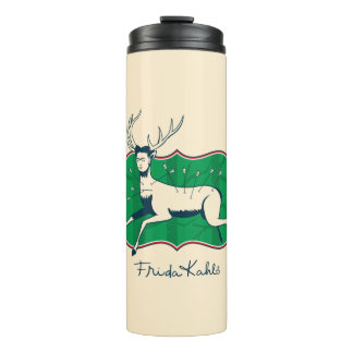 Frida Kahlo | The Wounded Deer Thermal Tumbler
