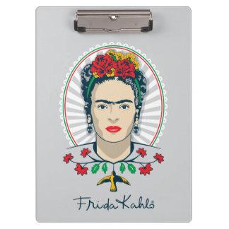 Frida Kahlo | Vintage Floral Clipboard