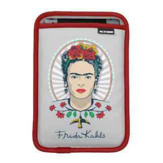 Frida Kahlo | Vintage Floral iPad Mini Sleeve