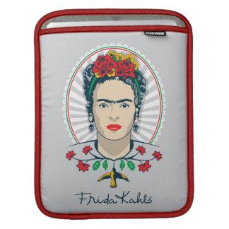 Frida Kahlo | Vintage Floral iPad Sleeve