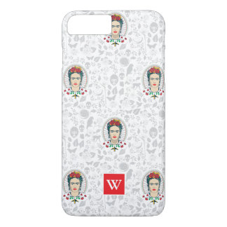 Frida Kahlo | Vintage Floral iPhone 8 Plus/7 Plus Case
