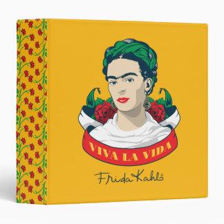 Frida Kahlo | Viva la Vida Binders