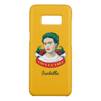 Frida Kahlo | Viva la Vida Case-Mate Samsung Galaxy S8 Case