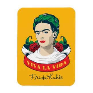 Frida Kahlo   Viva la Vida Magnet