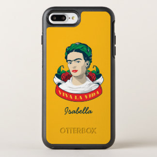 Frida Kahlo | Viva la Vida OtterBox Symmetry iPhone 8 Plus/7 Plus Case