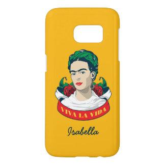 Frida Kahlo | Viva la Vida Samsung Galaxy S7 Case