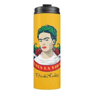 Frida Kahlo   Viva la Vida Thermal Tumbler