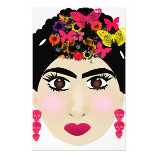 Frida Stationery