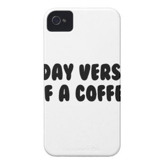 Friday Coffee iPhone 4 Case-Mate Cases