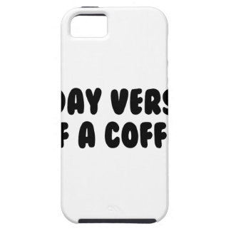 Friday Coffee iPhone 5 Cover