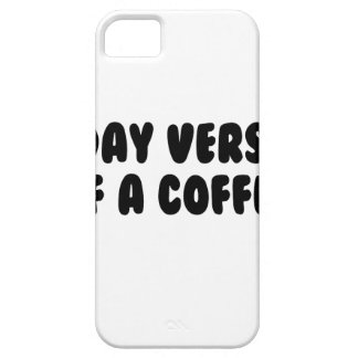 Friday Coffee iPhone 5 Covers