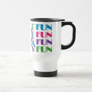 Friday! Fun Fun Fun! Travel Mug