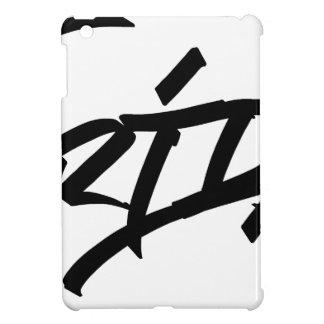 Friday graffiti tag iPad mini cover
