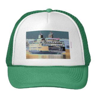 friday harbor ferry San juan island  | ferry land Trucker Hat