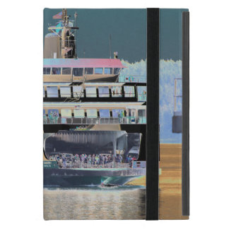 Friday Harbor Ferry San Juan Island - The Samish iPad Mini Case