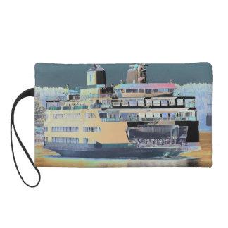 Friday Harbor Ferry San Juan Island - The Samish Wristlet
