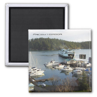 Friday Harbor Magnet