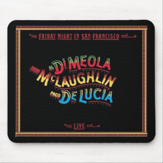 Friday Night in San Francisco mousepad