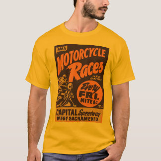 Friday Night Races T-Shirt