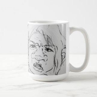 Frideline the Troll Classic White Coffee Mug