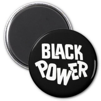 Fridge magnet (Black Power)