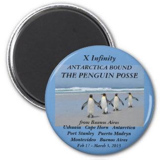 fridge magnet infinity 2013 penguin posse