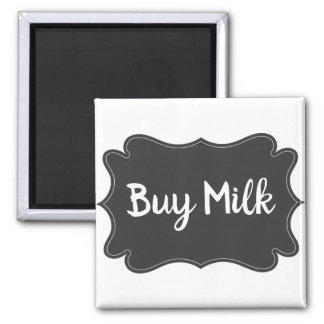 Fridge Reminder Magnet - Buy Milk