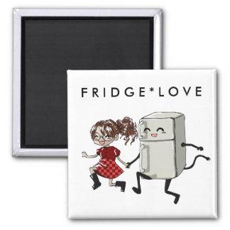 FridgeLove Magnet