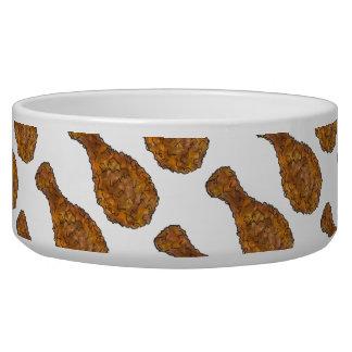 Fried Chicken Leg Drumstick Soul Food Foodie Bowl