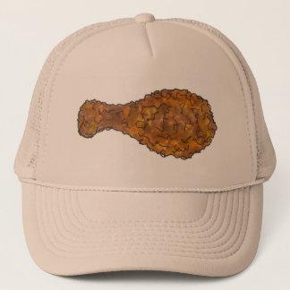 Fried Chicken Leg Drumstick Soul Food Foodie Hat