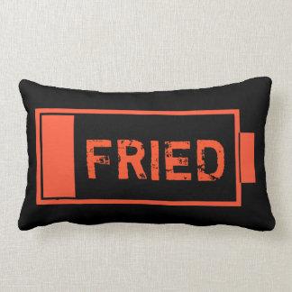 Fried concept. lumbar pillow