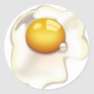 Fried Egg Sticker