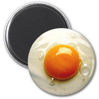 Fried Egg Sunny side up Photo Magnet