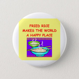 fried rice 2 inch round button