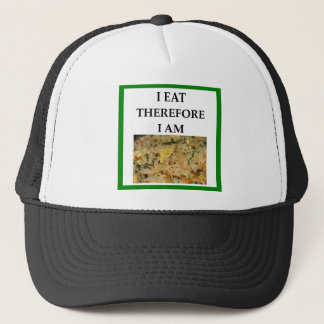 fried rice trucker hat