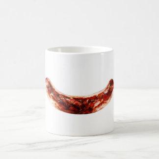 Fried sausage coffee mug