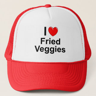Fried Veggies Trucker Hat